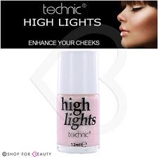 Technic High Lights Complexion Enhancer Highlighter Liquid Shimmer 12ml