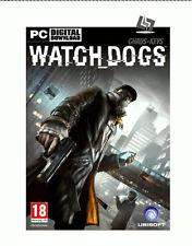 Watch DOGS PC UPLAY KEY digital download codice Global [SPEDIZIONE LAMPO]
