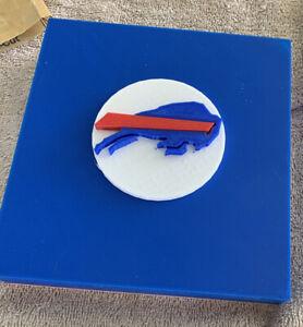 Buffaloe Bills Football Stadium - 3d Printed Model