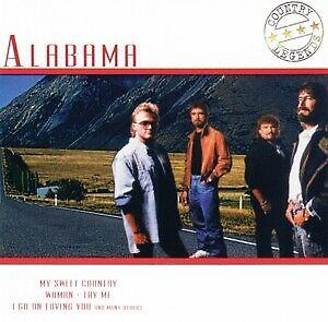 Alabama - Country Legends (CD)