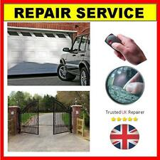 ** Garage Door / Gate Remote Fob Repair Service **