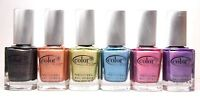 Color Club Halo Hues Holographic Nail Polish Lacquer Collection VARIETY 994-999