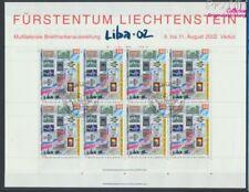 Liechtenstein 1297Klb-1298Klb Kleinbogen gestempelt 2002 LIBA (9099836