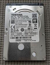 "Toshiba 500GB 2.5"" SATA Hard Disk Drive MQ01ACF050 PCB: G003235C"