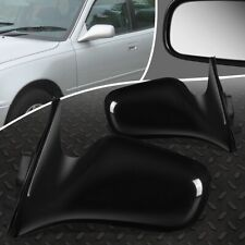 FOR 92-96 TOYOTA CAMRY PAIR OE STYLE POWER ADJUSTMENT DOOR MIRROR LEFT + RIGHT