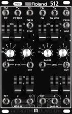 Roland System 500 512 Dual VCO : Eurorack Module : NEW : [DETROIT MODULAR]