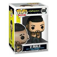 Funko Pop! Vinyl Cyberpunk 2077 V-Male #588