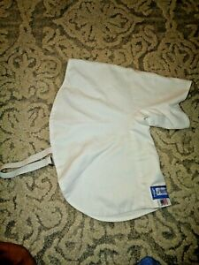 Used Fencing Santelli Made In USA Arm Chest Guard Protection