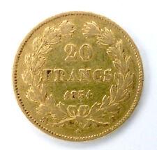 20 Francs Or LOUIS PHILIPPE - 1834 B ROUEN