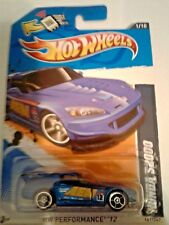 hot wheels honda s200 3 times #1 fast & furious #1 2 fast pink , and flat blue
