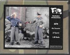 Verlinden WWII War Souvenirs, Germans in Russia, Resin Figures in 1/35 2279 ST