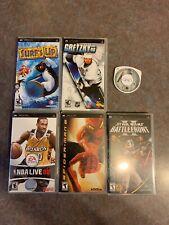 PSP games lot 6 Games