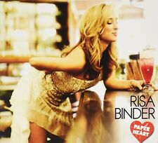 Risa Binder - Paper Heart (Audio CD 2011) NEW