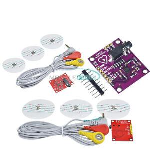 AD8232 Single Lead Double Poles Pulse Heart Rate Monitor ECG Sensor Kit Arduino