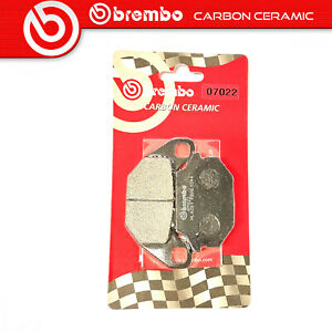 Brake Pads BREMBO Carbon Ceramic Front For Kymco People 125 1999>2005