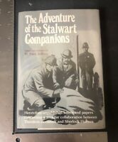 The Adventure Of The Stalwart Companions Book 1978 First Edition HC
