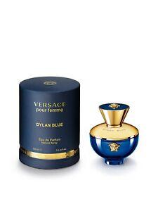 Versace Pour Femme Dylan Blue Eau de Parfum For Women 100 ml / 3.4 fl oz
