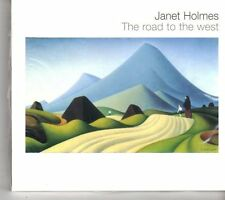 (FH282) Janet Holmes, The Road To The West - 2004 sealed CD