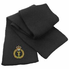 Royal Observer Corps Heavy Knit Scarf