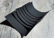 10 X FINGERBOARD SLIM SMOOTH TAPE D-WOOD 1MM GRIP TAPE (blackriver, berlinwood)
