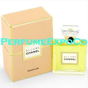 CHANEL ALLURE 30ml - 1.0oz PARFUM Pure Perfume Splash Women NEW & SEALED (SC