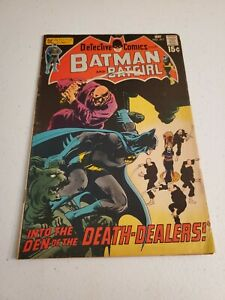 Detective Comics #411 (1971) DC Key First Appearance Talia al Ghul