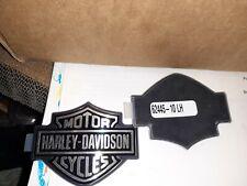 2--Harley Davidson Tank Emblems Bar & Shield left side 62445-10