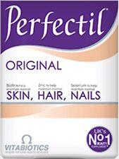 Vitabiotics Perfectil Original TRIPLE ACTIVE SKIN, HAIR , NAIL  - 30 Tablets