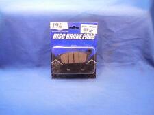 HD Buell Blast Front / Honda CBR 1000 Rear Brake Pads FA196 NOS  NP9363