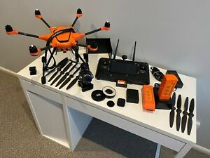 Australian Stock - Yuneec H520 INC E90 Camera and Backpack