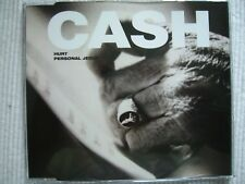 JOHNNY CASH - HURT  ( MAXI CD ) ( 2002 )  INCL. VIDEO