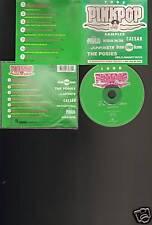 PINKPOP 1998 POSIES JUNKIE XL CAESAR LIVE 7tr CD PROMO