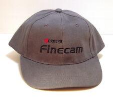Kyocera Finecam Basecap Inutilisé 100% Coton Snapback visiere - (11930)