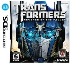 Transformers: Revenge of the Fallen - Autobots (Nintendo DS, 2009)