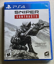 Sniper Ghost Warrior Contracts PS4 CI Games Unused PS4-INL-SGWC_US 816293016211