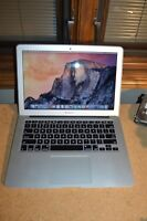 """Apple MacBook Air A1466 13.3"""" Laptop Early 2015 2.2Ghz Core i7 8GB 256GB Mojave"""