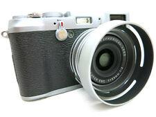 Fujifilm Fuji Film Finepix fine pix X100 digital Camera *Silver *superb *tested