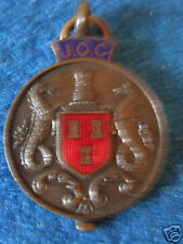 Juvenile Organisations Council - Swimming Team Senior Medal - 1931