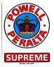 Powell Peralta Skateboard Sticker - Supreme OG old school new skate board sk8