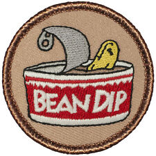 Great Boy Scout Patrol Patch - The Bean Dip Patrol (#497)