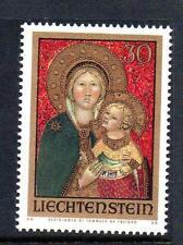 LIECHTENSTEIN MNH 1973 SG586 CHRISTMAS