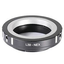 Leica L39 M39 Mount Lens to Sony E mount NEX 3 C3 5 5n 7 Adapter Ring L39-NEX