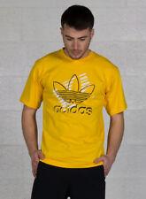 Abbigliamento da uomo adidas gialli