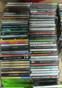 CD's $1.00+ EACH YOU PICK 'EM - VARIOUS GENRES - ONE OF FOUR - PRICES CUT 05-19