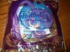 McDonald's Flutterbyes: Flutterbye Snowflake Spinner Happy Meal Toy NIP #4