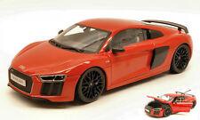 Audi R8 V10 Plus 2015 Red Exclusive Series 1:18 Model MAISTO