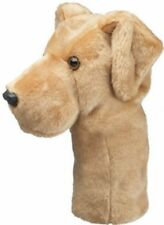 Yellow Lab Golf Animal Headcover Driver Head Cover Daphnes New