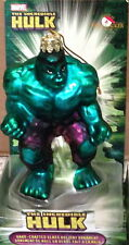 MARVEL 2004 Incredible HULK Christmas Holiday ORNAMENT Hand Crafted GLASS New!