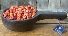 Primitive Big Dipper Bowl * Treenware * Putka Pods * Mini Pumpkins