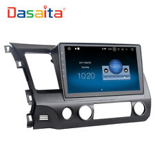 10.2 Android Head Unit for Honda Civic Radio Dash Kit Car Stereo GPS Navigation